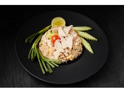 46.Phat gai met himapham(chicken w. cashewnutsr)