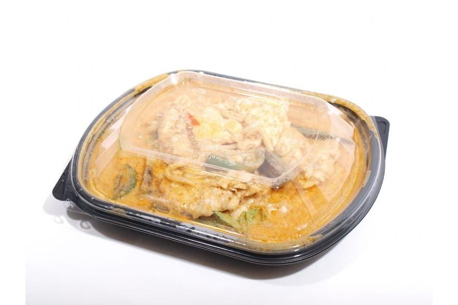 37.Neua phat pak(fried beef in soya)