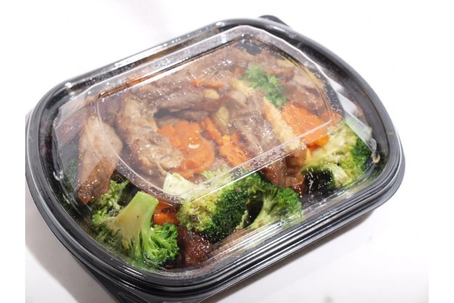 44.Phat kieng gai (fried chicken w. ginger)